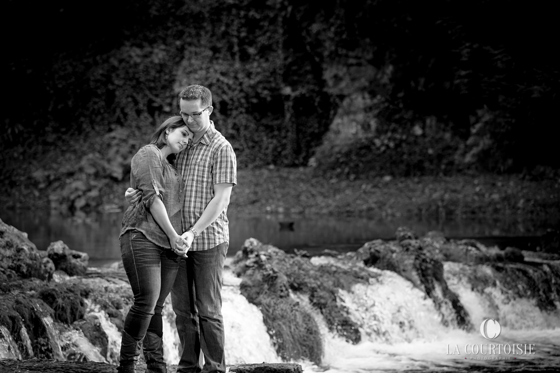 photo couple engagement bourgogne